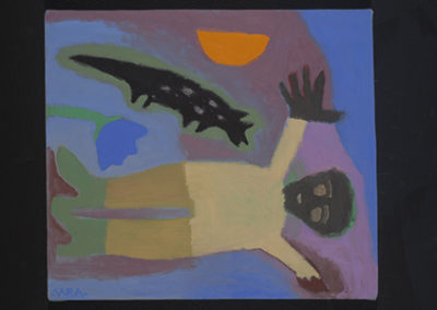 Untitled (Gila Monster)