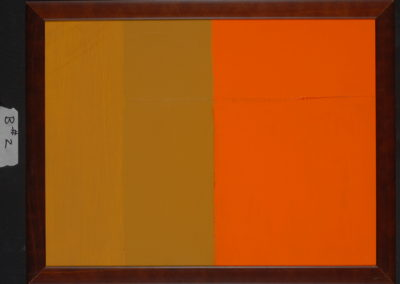 Untitled (Carrot Vein)