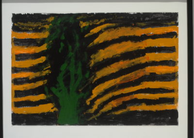 Untitled (Evergreen Sunset)