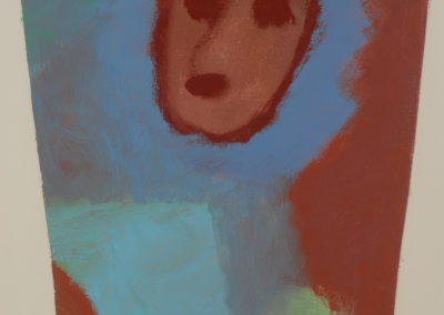 Untitled (Floating Face)