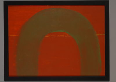Untitled (Green Arch)