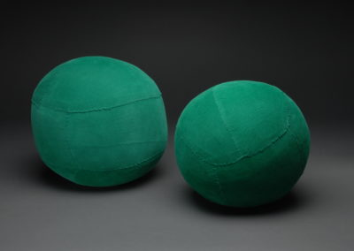 Untitled (Green Balls)