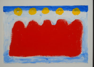 Untitled (Red Giant's Jawbone)