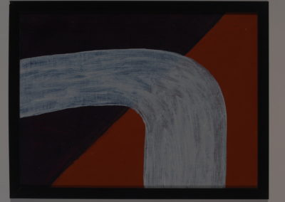 Untitled (Silver Road)