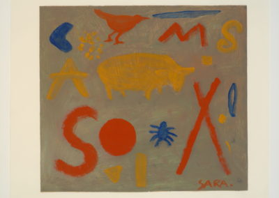 Untitled (Sox Symbols)