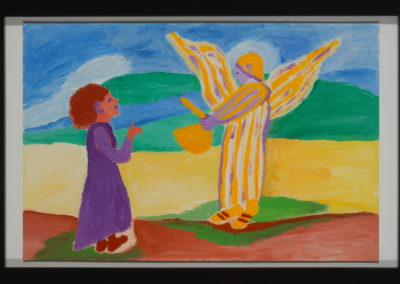 Untitled (The Angel's Gift)
